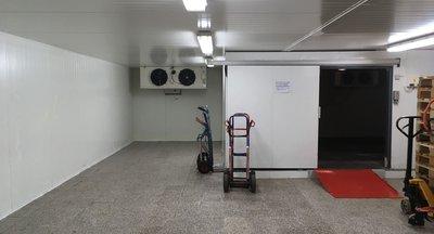 Pronájem: Skladové a výrobní prostory (chladící a mrazící boxy), Nechanice u Hradce Králové