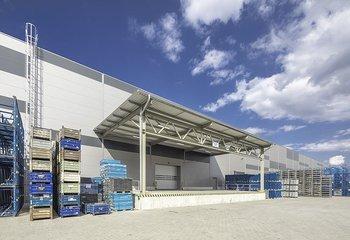 Výrobná / skladová hala Malacky s napojením na diaľnicu/ Production and warehouse hall for rent in Malacky with access to highway