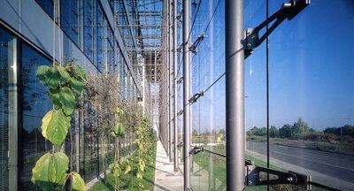 The Park - Obchodní prostory - 158 m2 - Praha 4, Chodov