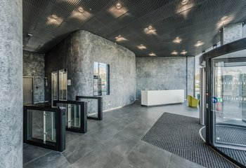 Lease, Commercial Offices, 1836m² - Praha - Vokovice