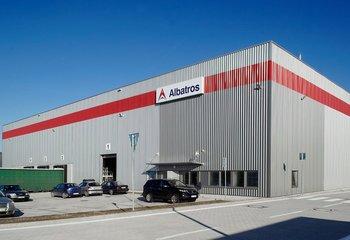 Skladové a výrobné haly na prenájom v Žiline/ Warehouse and production halls for lease in Žilina