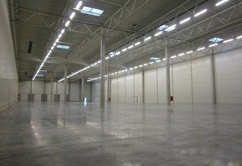 Prenájom moderné skladové a výrobné haly Žiline/ Warehouse and production halls for lease in Žilina