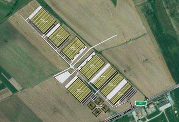 Výrobná alebo skladová hala na prenájom- Prešov / Production or warehouse hall for lease in Prešov