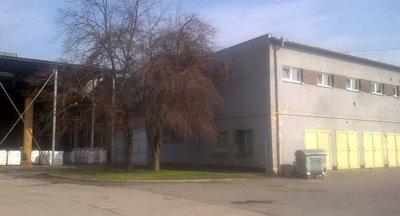 Prenájom skladové priestory Nitra Čab