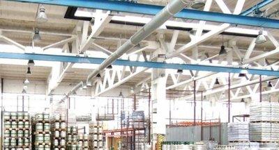 Prenájom sklady, priemyselná zóna Bratislava 700 - 2 700m2