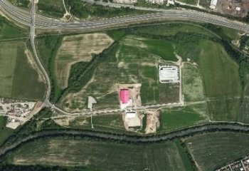 Prenájom- komerčné pozemky, Priemyselný park Banská Bystrica