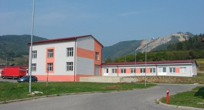 Prenájom:priemyselný park Jaklovce