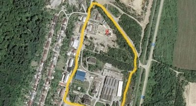 Predaj/prenájom:Priemyselný park Rožňava