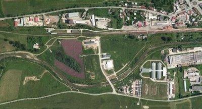Lipany - Priemyselný park Za traťou, prenájom komerčného areálu až 18000m2