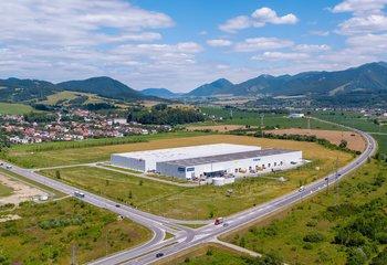 Skladové a logistické priestory na prenájom v Žiline/ Warehouse and logistics halls for lease in Žilina