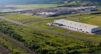 Skladové a logistické priestory na prenájom v Žiline/ Warehouse and logistics halls for rent in Žilina