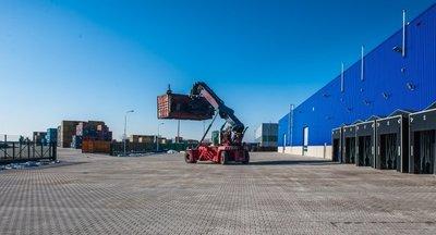 Prenájom skladu so službami, uskladnenie paliet v Dunajskej Strede