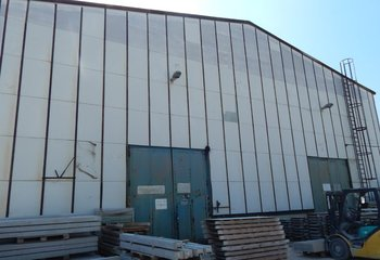 Prenájom veľkej haly 2.016 m2, Bratislava - Petržalka