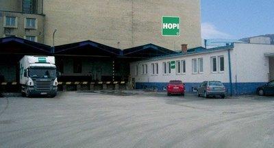 Prenájom skladu so službami, uskladnenie paliet v Prešove
