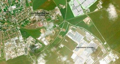 Predaj pozemky pre priemysel Trnava