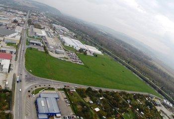 Predaj priemyselný pozemok Nové Mesto nad Váhom