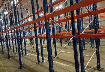 Prenájom skladu vhodného na E-commerce so službami v Nitre/ Lease of a warehouse with services suitable for E-commerce in Nitra