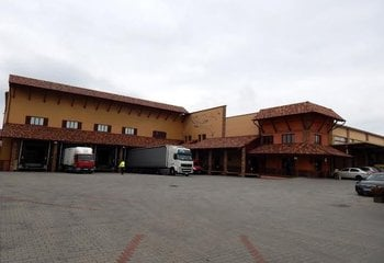 Predaj areálu 10.044 m2, Galanta