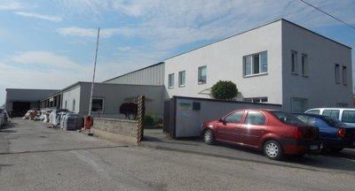 Predaj areálu vhodný ako sídlo firmy, Nitra