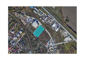 Na predaj komerčné pozemky Bratislava Hradská/ Industrial plots for sale in Bratislava - Hradská