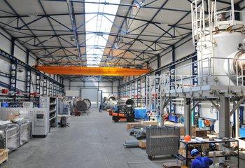 Prenájom výrobnej haly v Leviciach/ Lease of a production hall in Levice