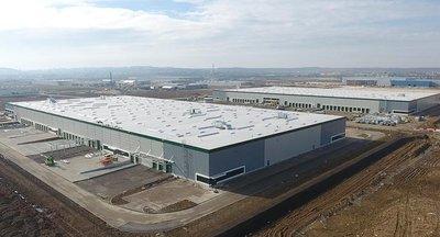 Skladové haly na prenájom v Nitre/ Warehouse halls for rent in Nitra