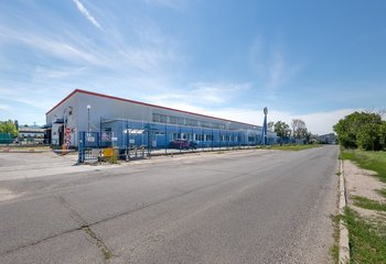 Výrobná hala a pozemky na predaj Piešťany / Production hall and industrial plot for sale in Piešťany