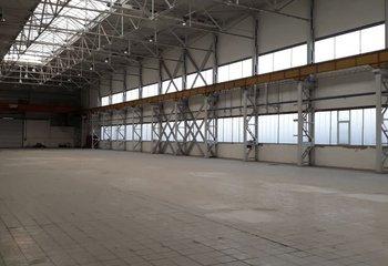 Na prenájom výrobná hala / sklad s kancelárskymi priestormi - Galanta