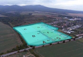 Predaj pozemku v Nitrianskej Blatnici vhodný na ľahký priemysel aj bytovú výstavbu