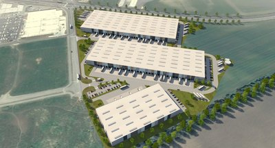 Výrobná alebo logistická hala na prenájom vo Zvolene/ Production or logistic hall for rent in Zvolen