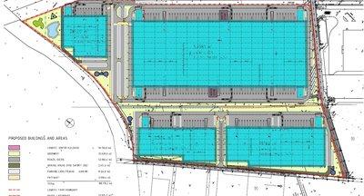 Prenájom modernej skladovej/výrobnej haly- Dunajská Streda/Warehouse and production hall for rent in Dunajská Streda