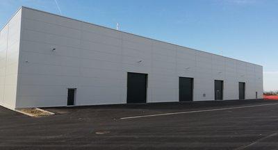 Moderná skladová / výrobná hala kategórie A v Bratislave pri Volkswagene