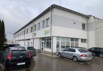 Výrobná hala so žeriavom v Prešove