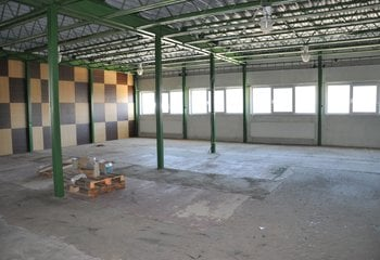 Pronájem skladových nebo výrobních prostor - 1260m² - Kosoř, Praha západ