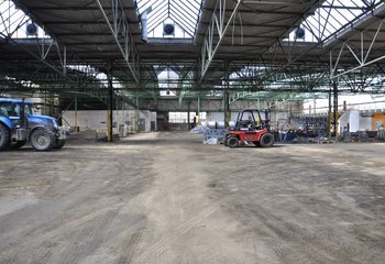 Lease of warehouse or production space - up to 3500m² - Havlíčkův Brod