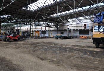 Pronájem skladových nebo výrobních prostor - až 3500m² - Havlíčkův Brod