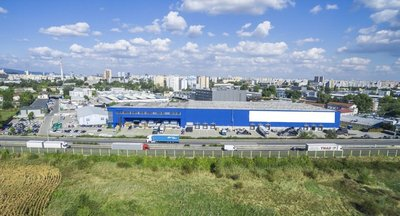 Paletové miesta v sklade so službami priamo v Bratislave