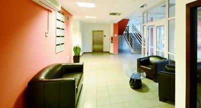 Pronájem kancelářských prostor Hloubětín Praha 9, 361m²