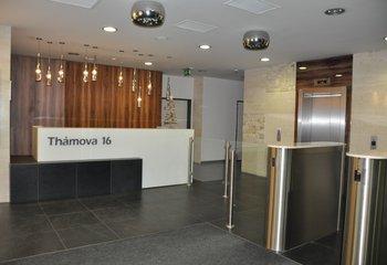 Thámova Office Center, Thámova , Praha 8 - Karlín
