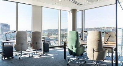 Flexibilní kancelářské prostory ihned