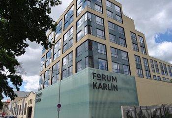 Forum Karlín, Praha 8 - Karlín