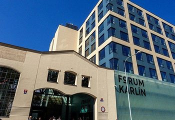 Lease, Commercial Offices, 1200m² - Praha - Karlín