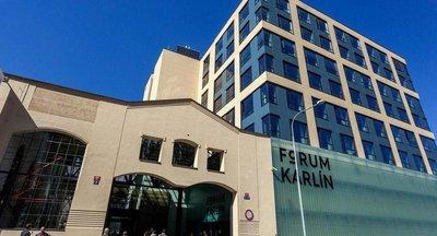 Pronájem, Kanceláře, 505m² - Praha - Karlín