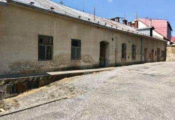 Pronájem skladových a výrobních ploch - Hořice