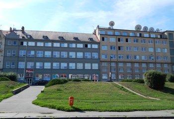 Kancelářské prostory - Palmovka - až 4 263 m2