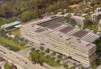 Dock In Five, Voctářova, Praha 8 - Karlín