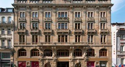 Luxusní kanceláře, krátkodobý pronájem -  CITY PALAIS - 28.Října - 752m2