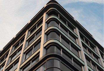 Block Karlín, Rohanské nábřeží, Praha 8 - Karlín