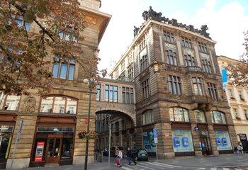 Na Příkopě 18, Na Příkopě, Praha 1 - Nové Město