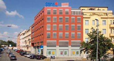 Pronájem, Kanceláře, 390m² - Praha - Vysočany